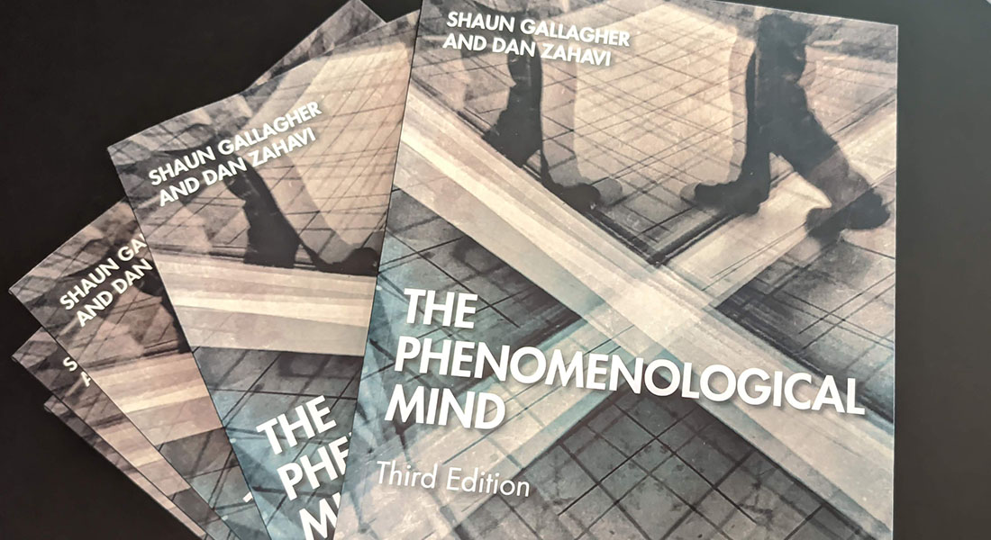 Cover of The Phenomenological Mind